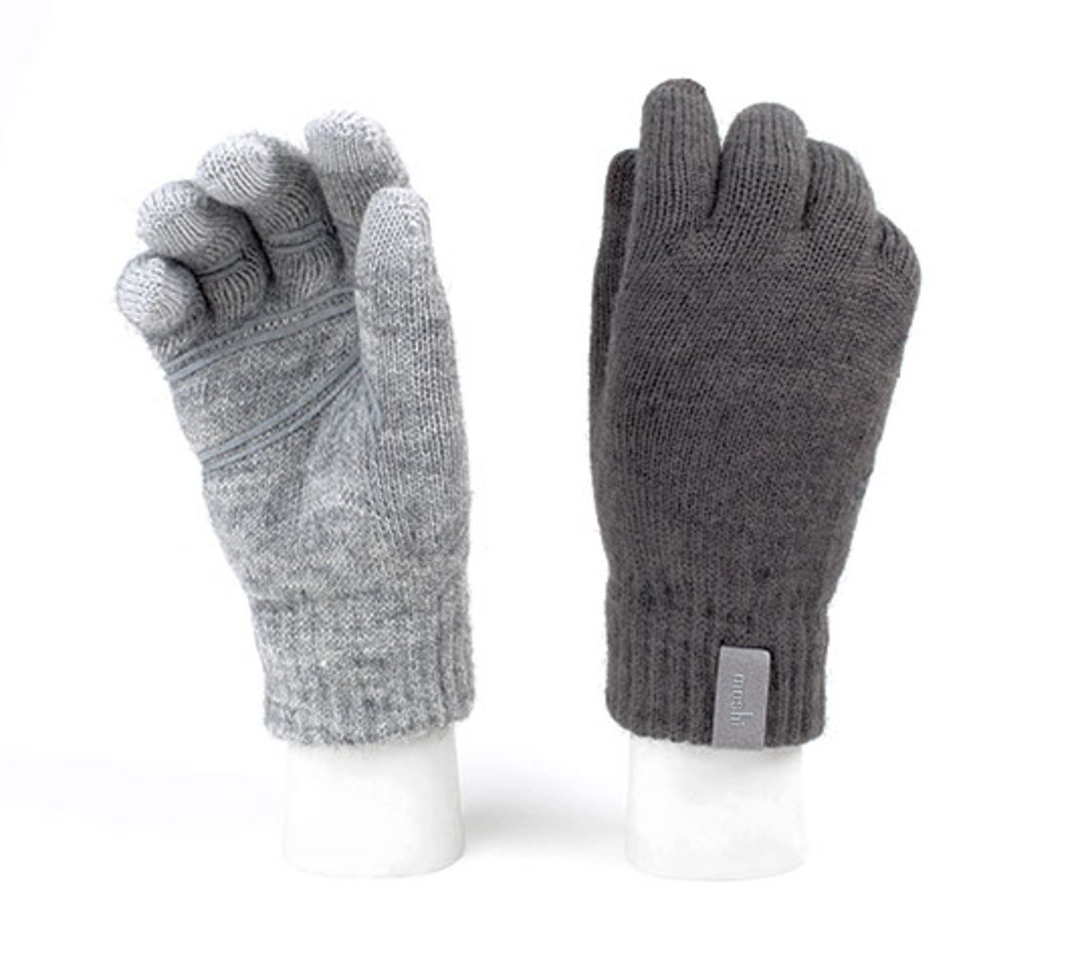 Digits Touch Screen Gloves L [Dark Gray]