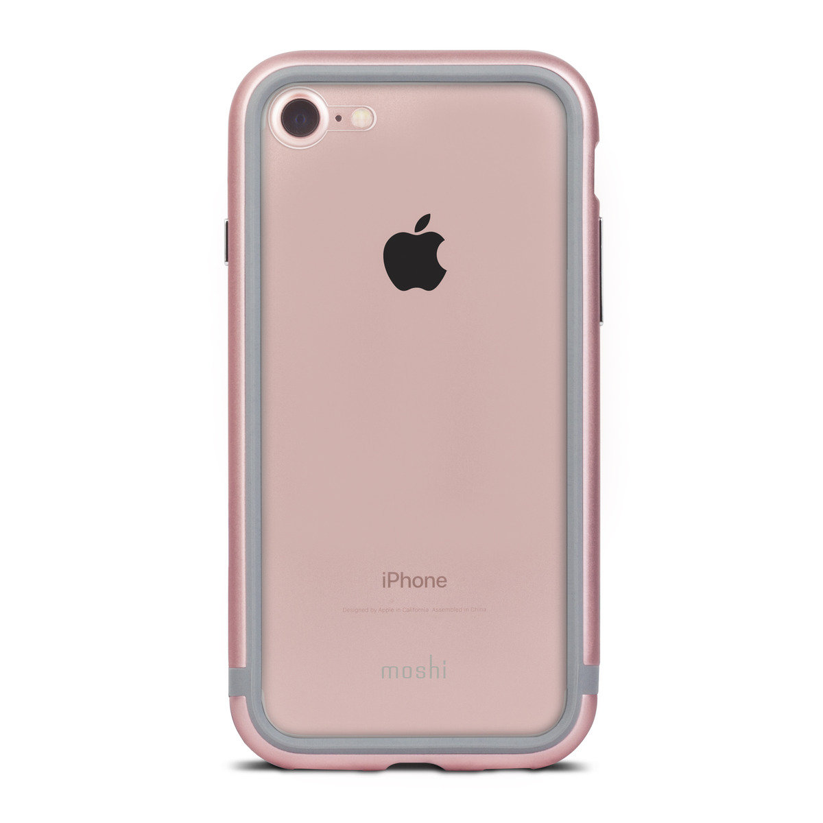 "iGlaze Luxe for new iPhone7 4.7""- Rose Pink"