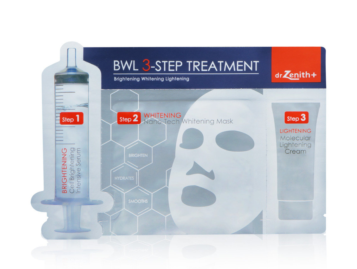 BWL 3-STEP TREATMENT