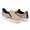 鱷魚壓紋圖案厚底輕便鞋