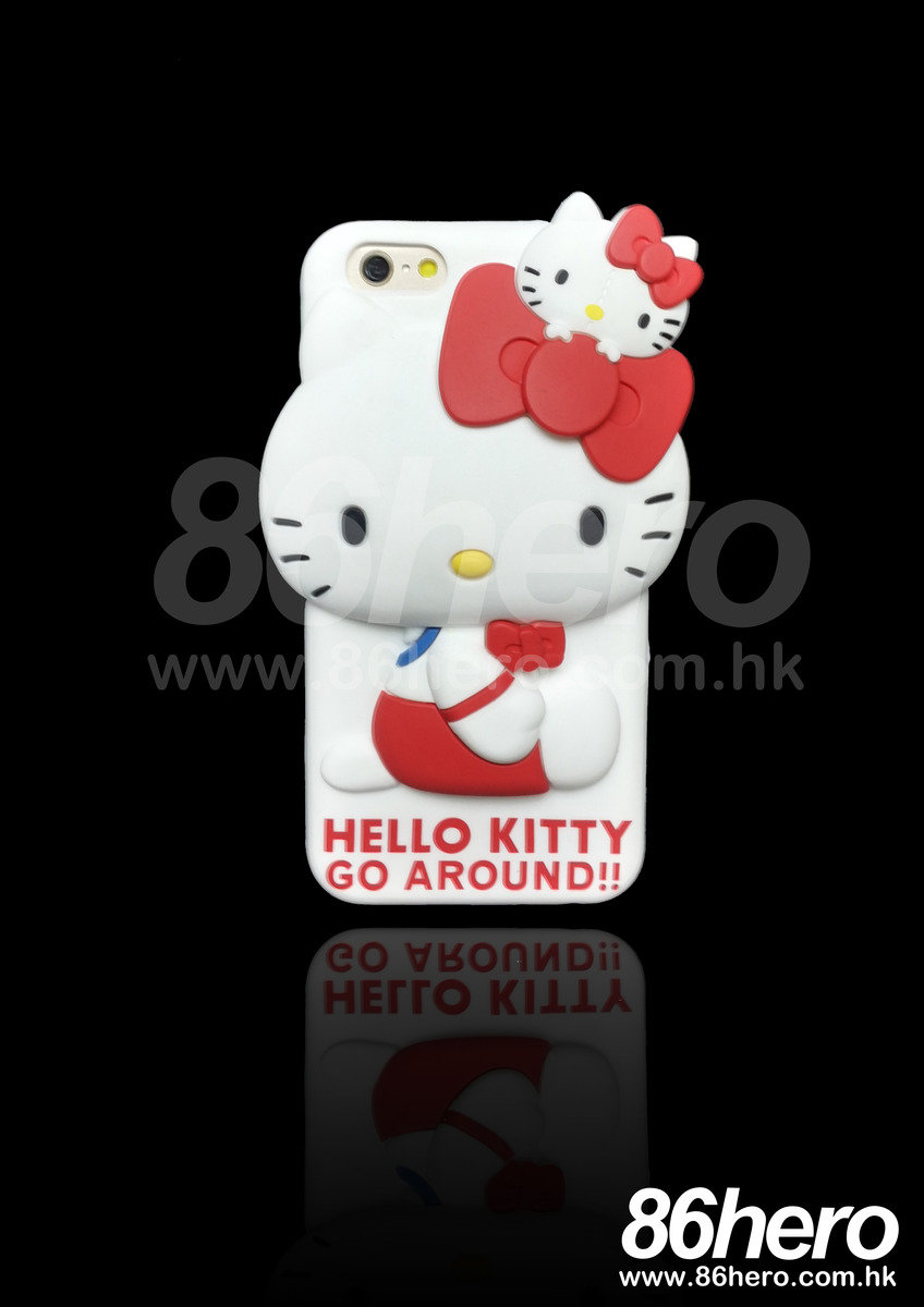 Hello Kitty 3D iPhone6