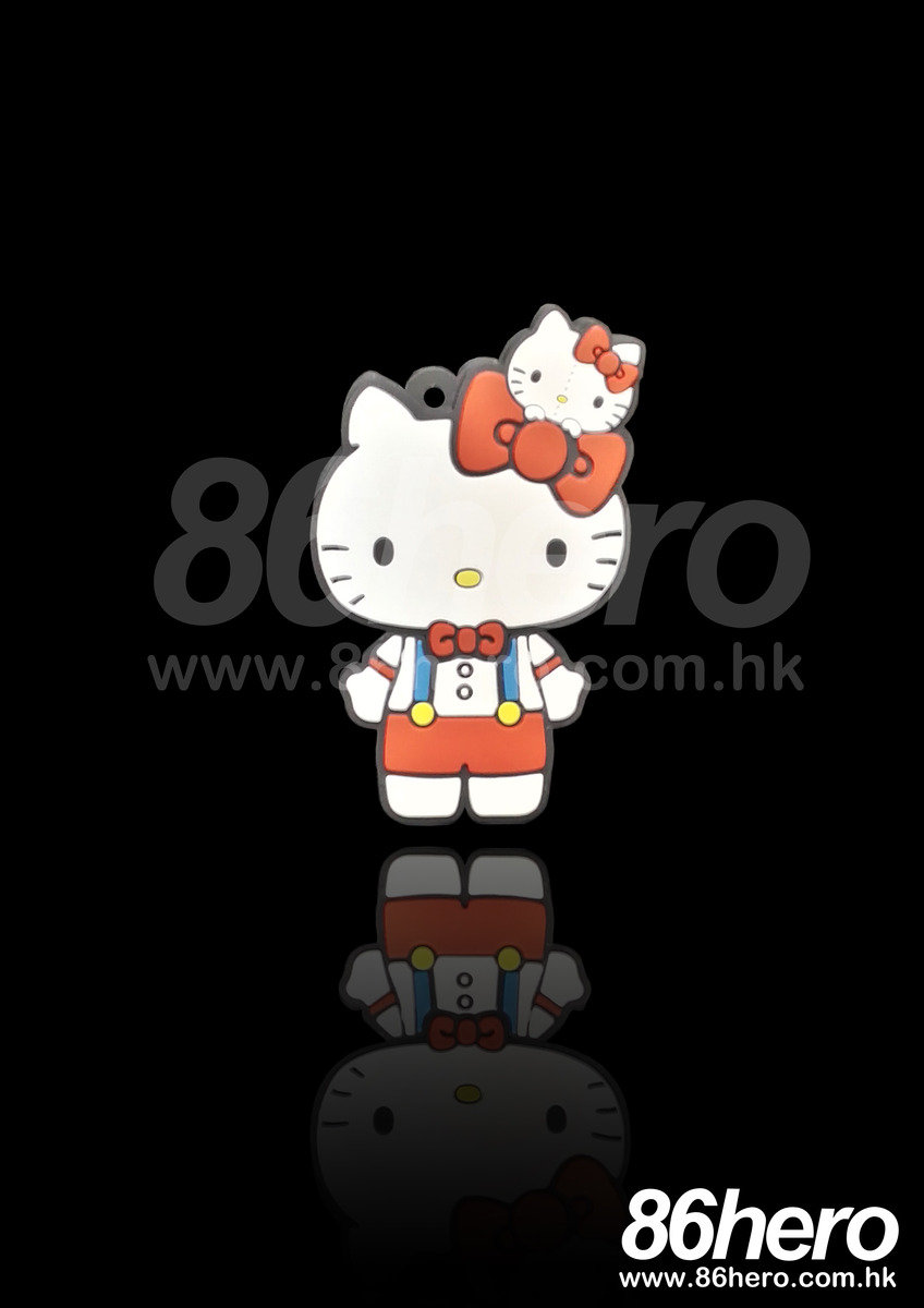 3D Hello Kitty USB 16GB 02