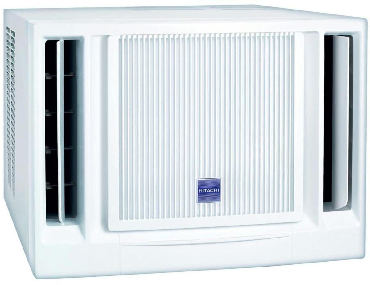 3/4HP Window Type Air Conditioner RA-08MF