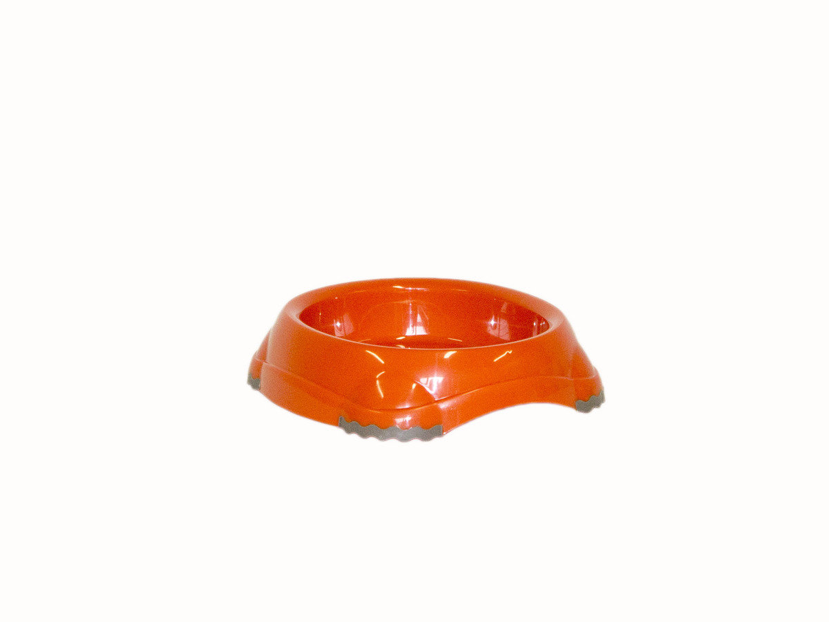 MODERNA Smarty Bowl  H100 (Non-slip feet) - Orange