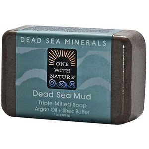 One with Nature 死海泥礦物香皂 (Dead Sea Mud) 200克