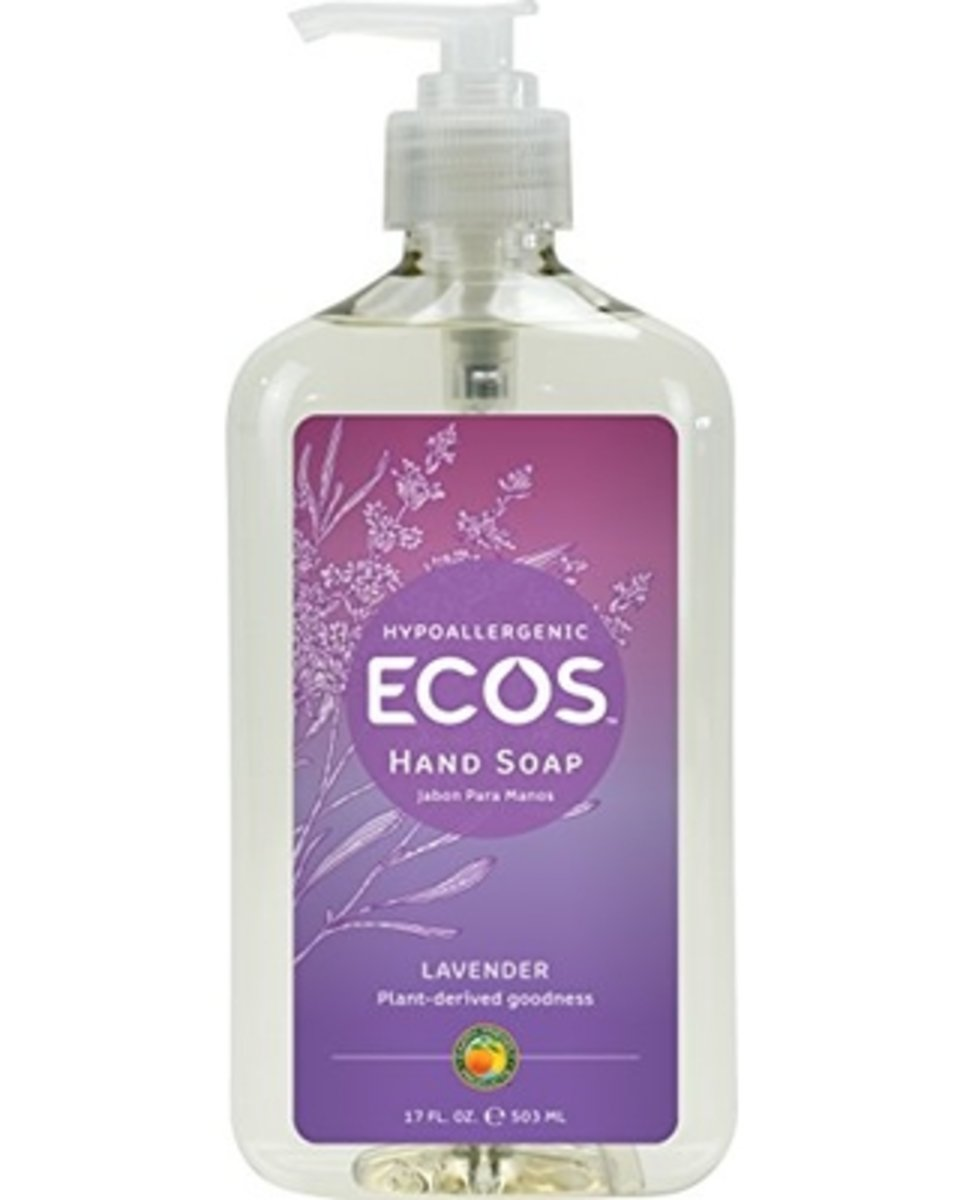 Earth Friendly Hand Soap - Lavender 17oz