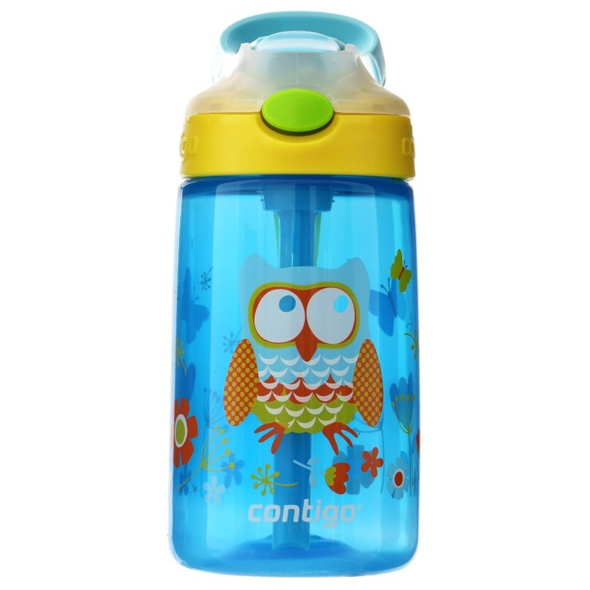 410ml Gizmo Autospout Bottle - Owl