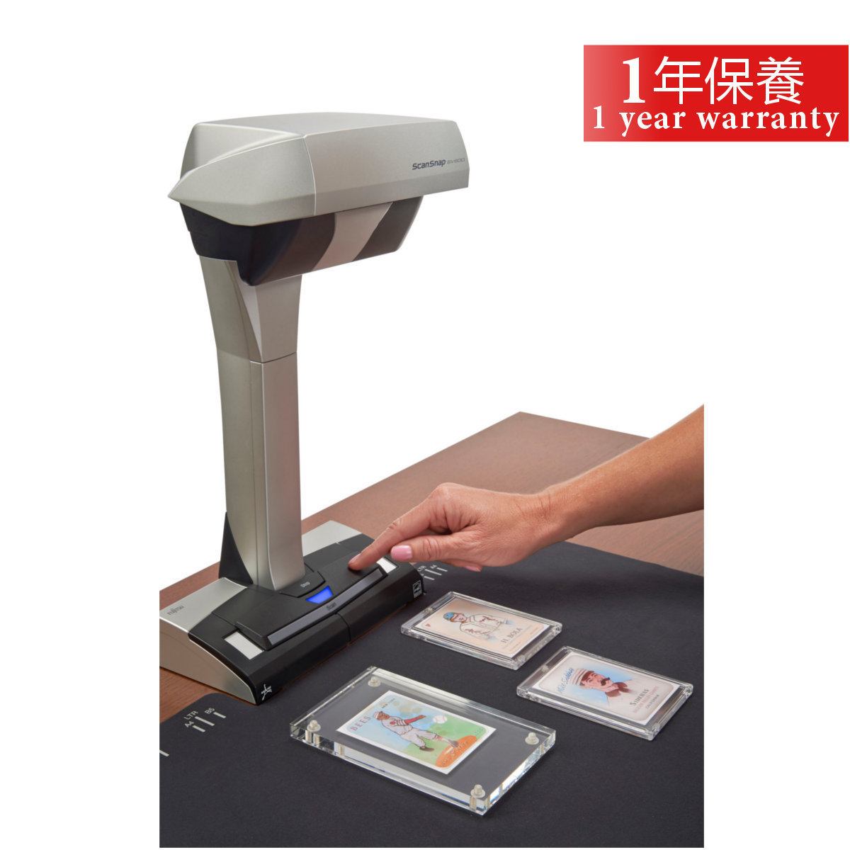 ScanSnap SV600 Scanner