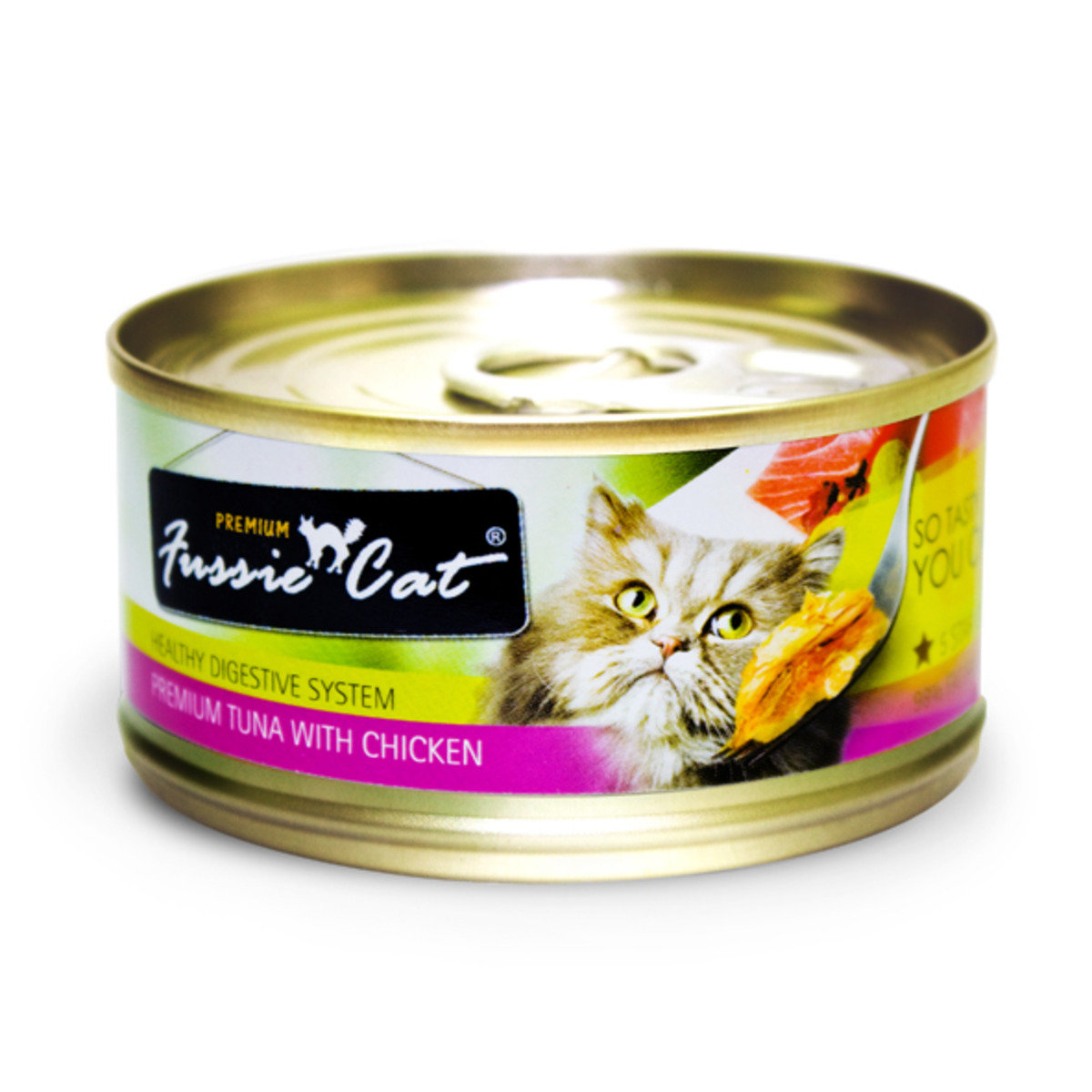 Tuna with Chicken 80g X 24 Canned
