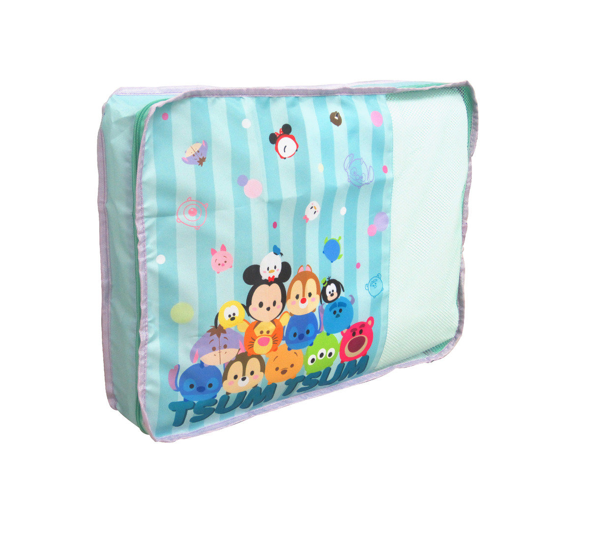 迪士尼DisneyStorage Bag (L)--Green
