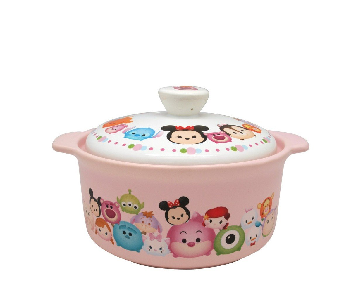 DISNEY-Ceramic Pot (Licensed by Disney)