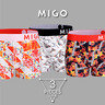 Multi pattern Boxer 3 in 1 pack B