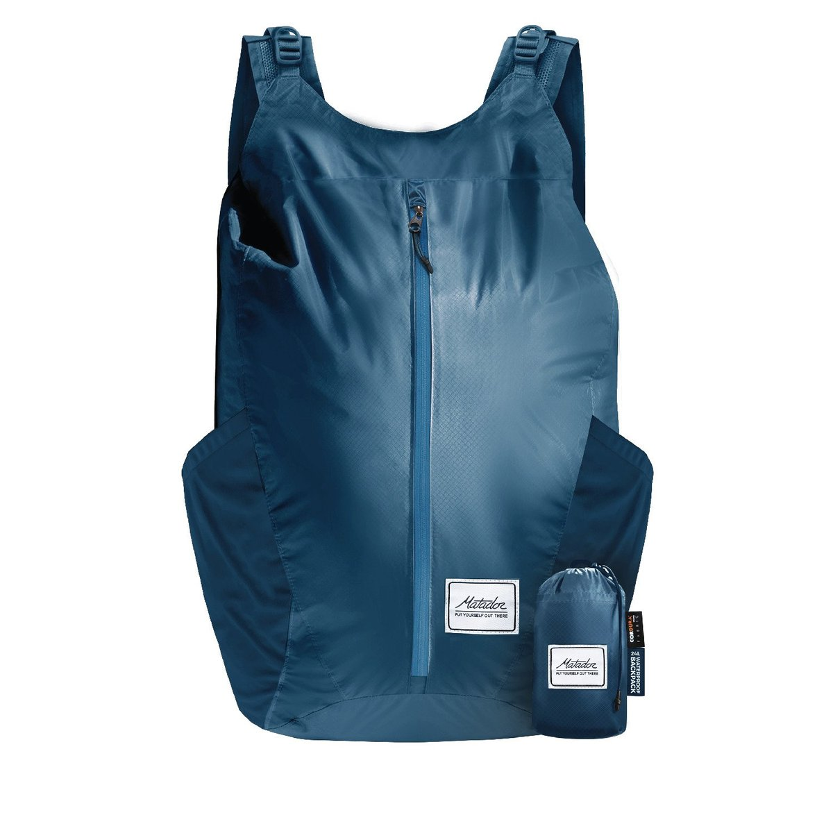 Matador FreeRain 24L Packable Backpack-Blue