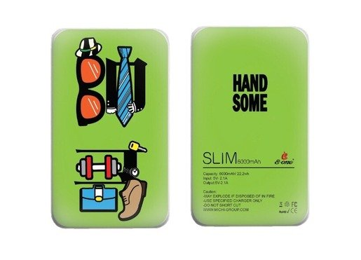 Power Bank-HK Series-Handsome