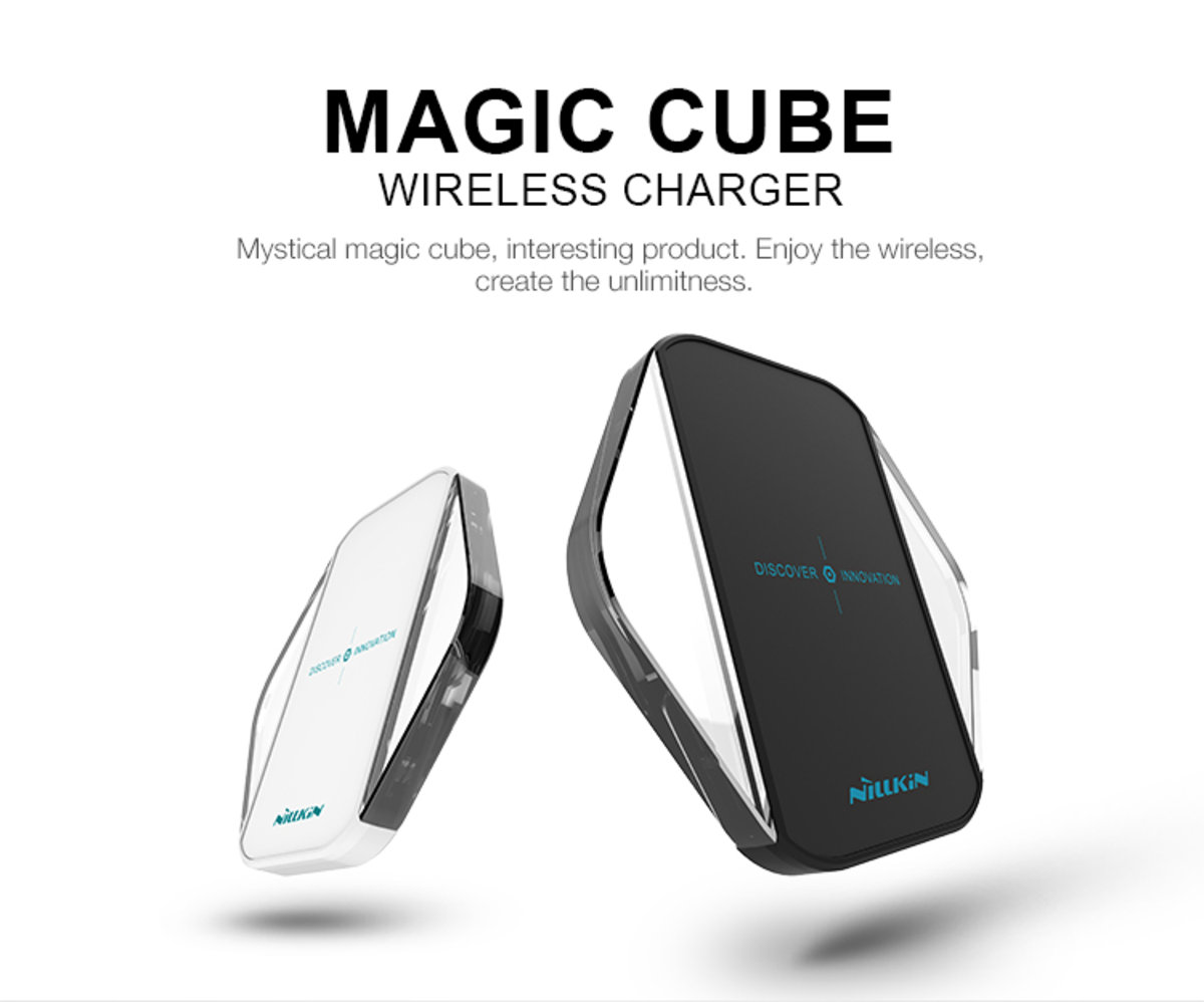 Magic Cube (Fast Charge Edition) Wireless Charger