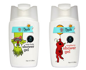 (Gift) Buds Organics Sower Gel 75ml (flavor random)
