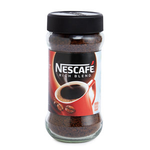 雀巢咖啡 即溶咖啡 200克