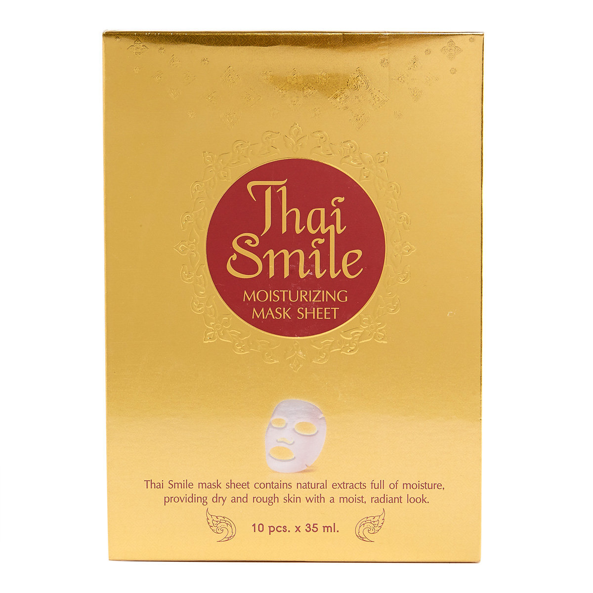 Thai Smile moist mask sheet