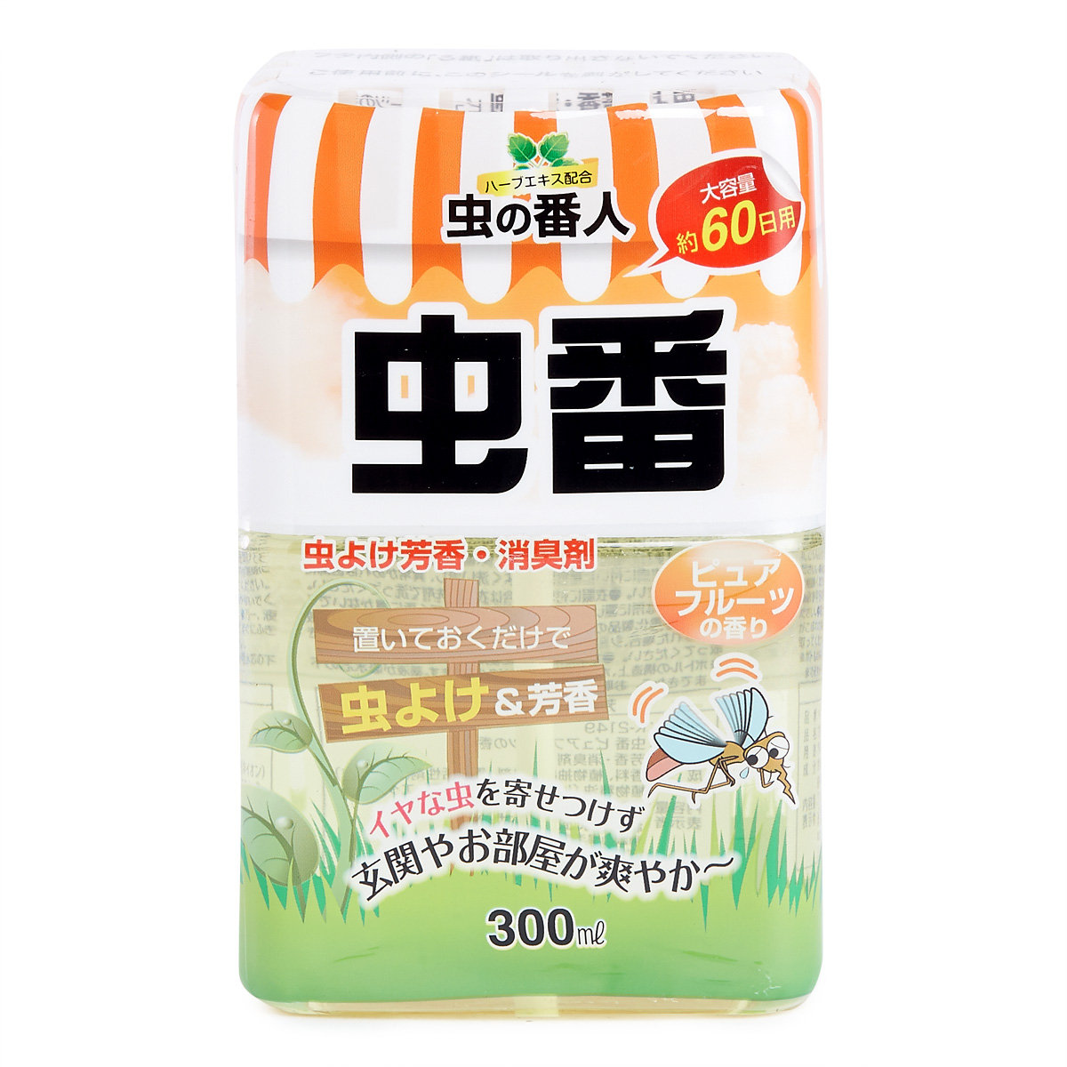 Insect Repellent Peach