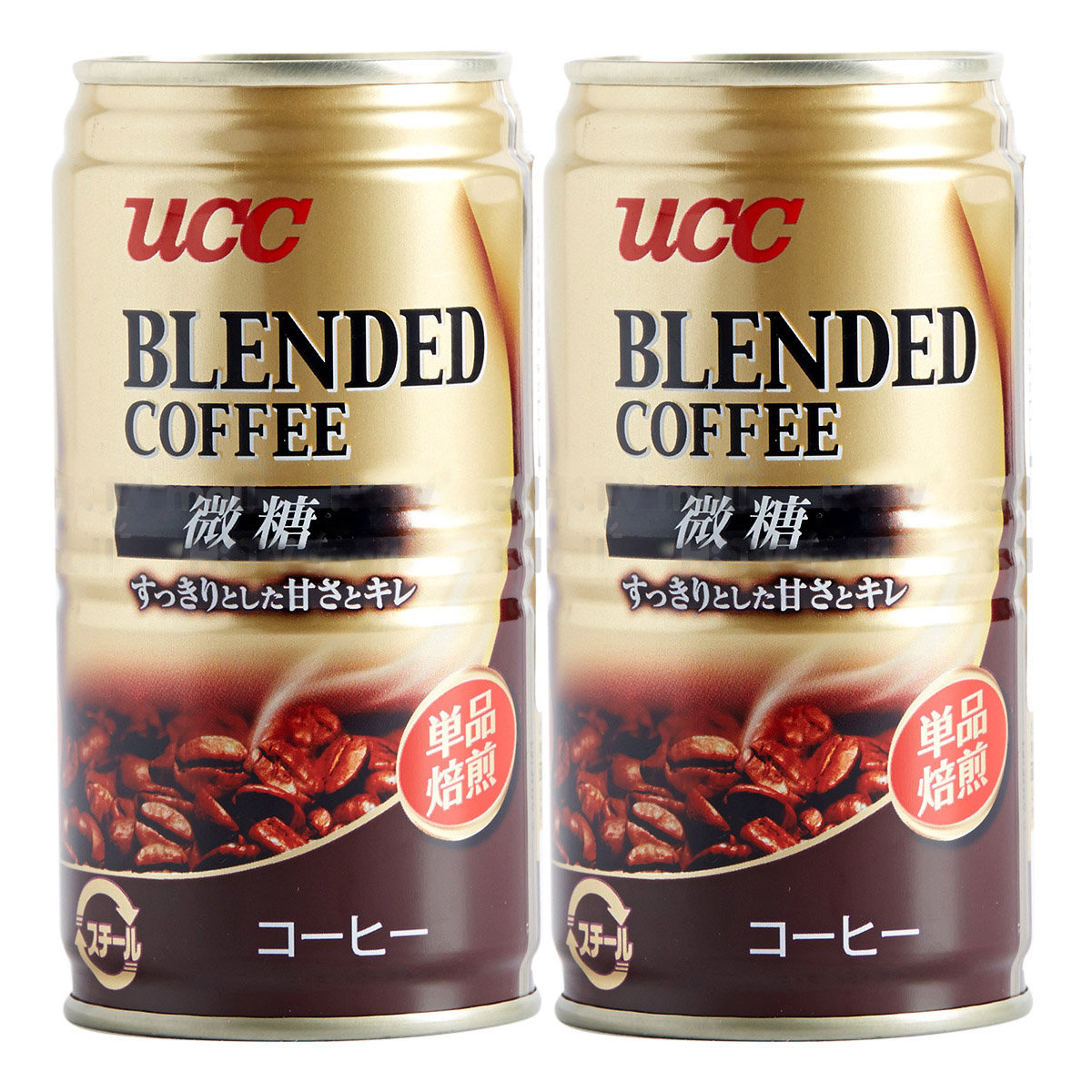 Blend Coffee Slightly Sweet (Can)
