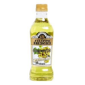百益 葡萄籽油 750毫升