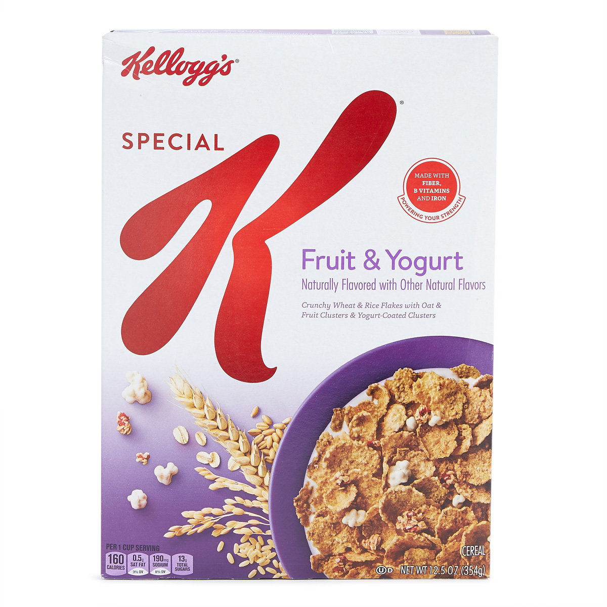 Special K (Fruit & Yogurt)