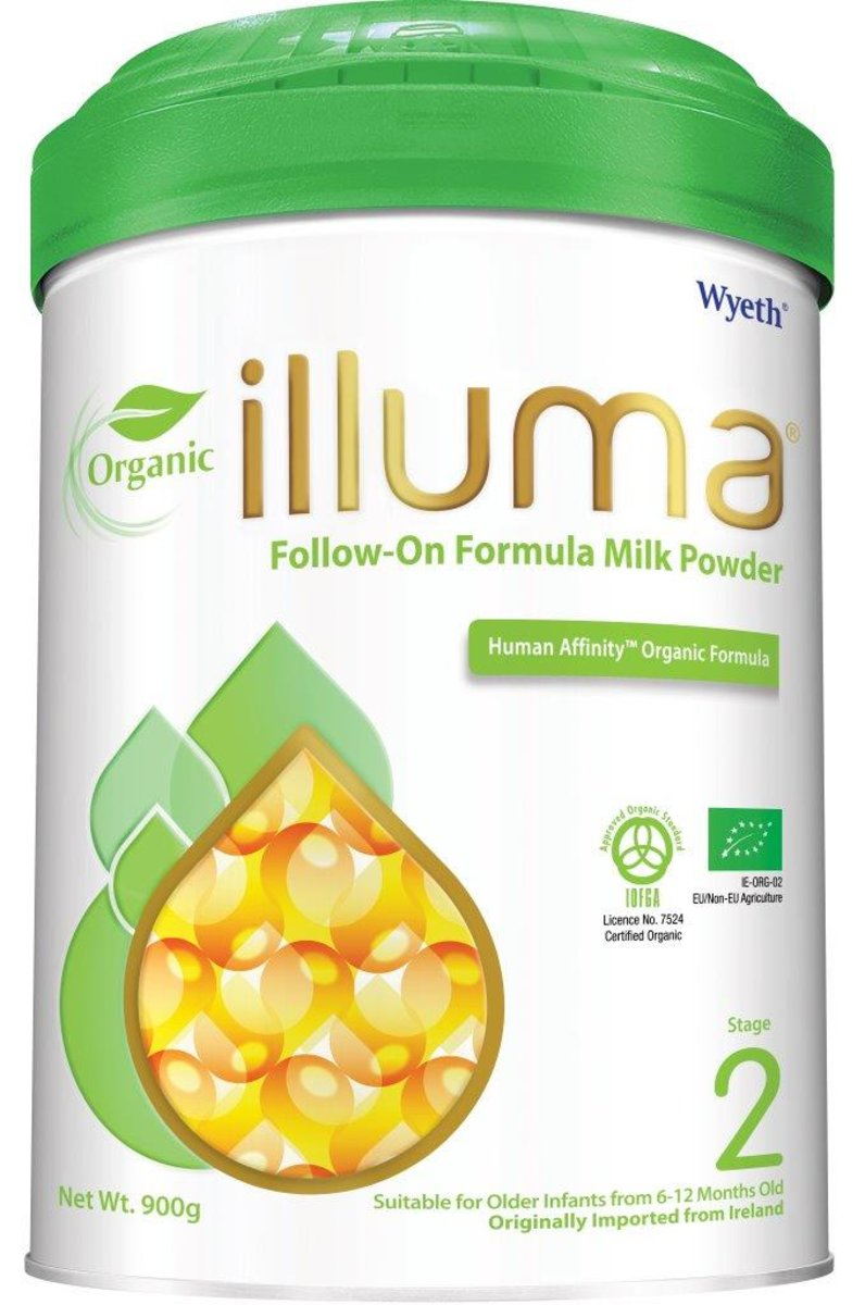Illuma Organic Stage 2