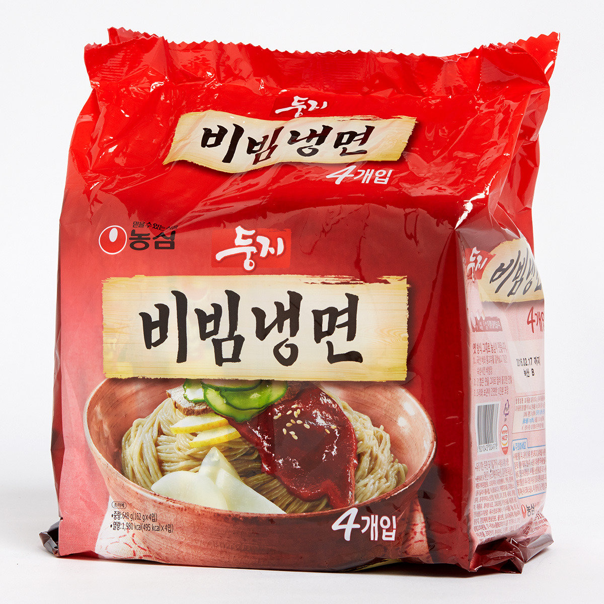 Dong Ji Cold Noodles(Spicy Pasta Type)