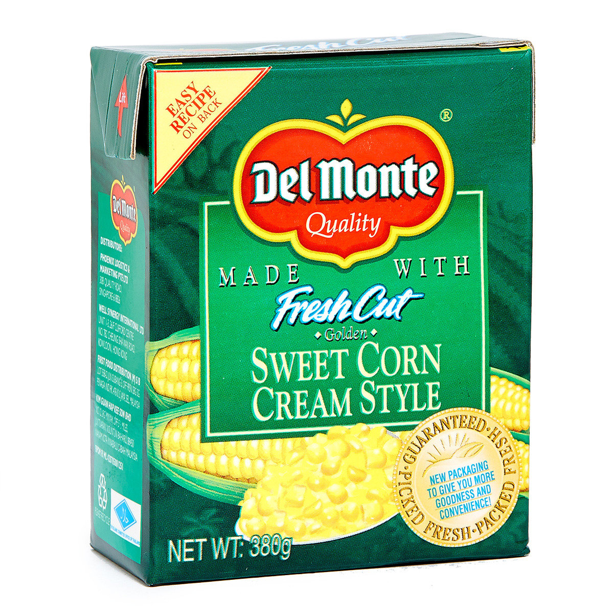 Terta Pack Cream Style Sweet Corn