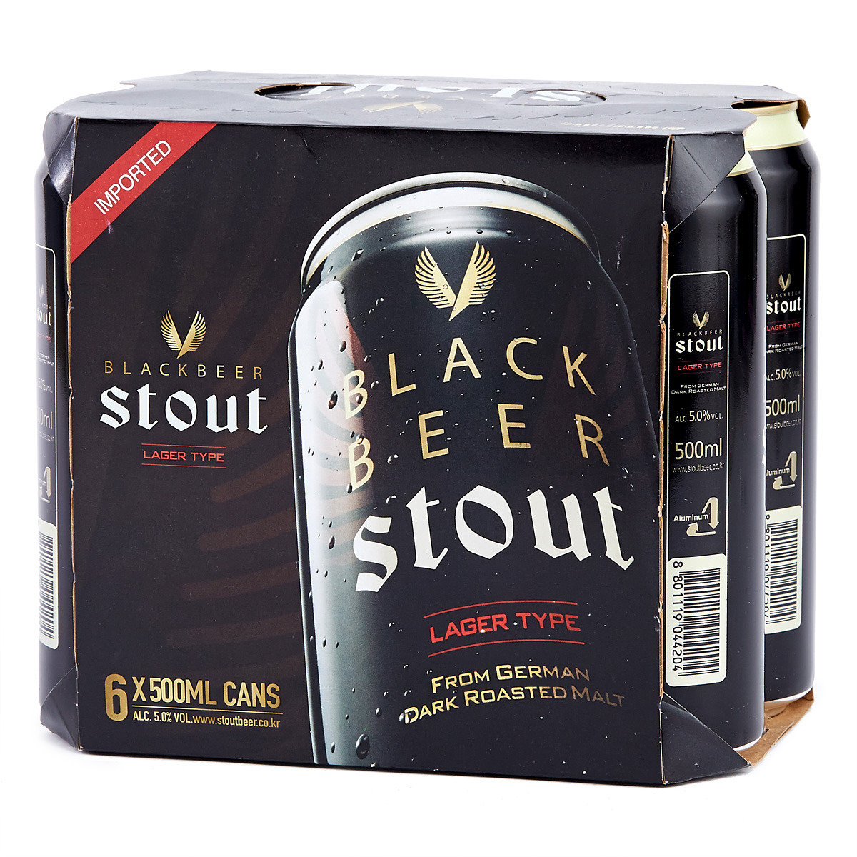 Stout Beer (King Can)