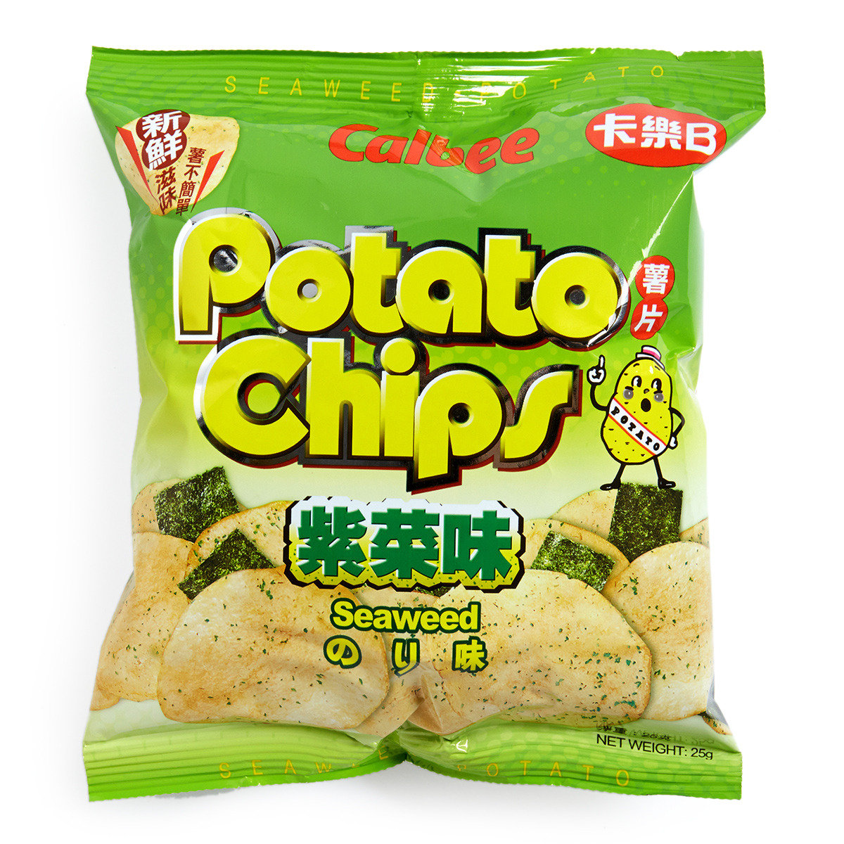Potato Chips Seaweed