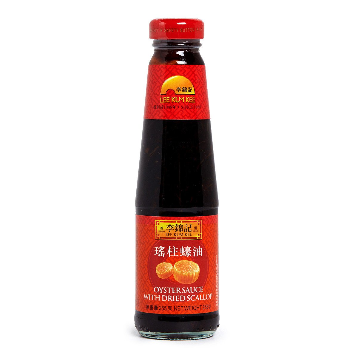 Oyster Sauce with Dried Scallop