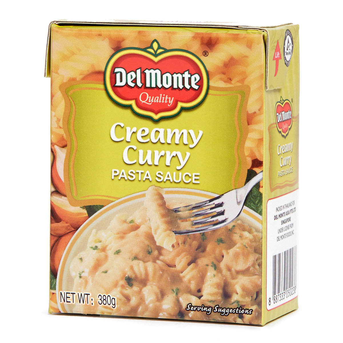 Creamy Curry Pasta Sauce