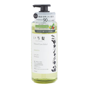 ICHIKAMI 天然和草柔養洗髮露 480毫升