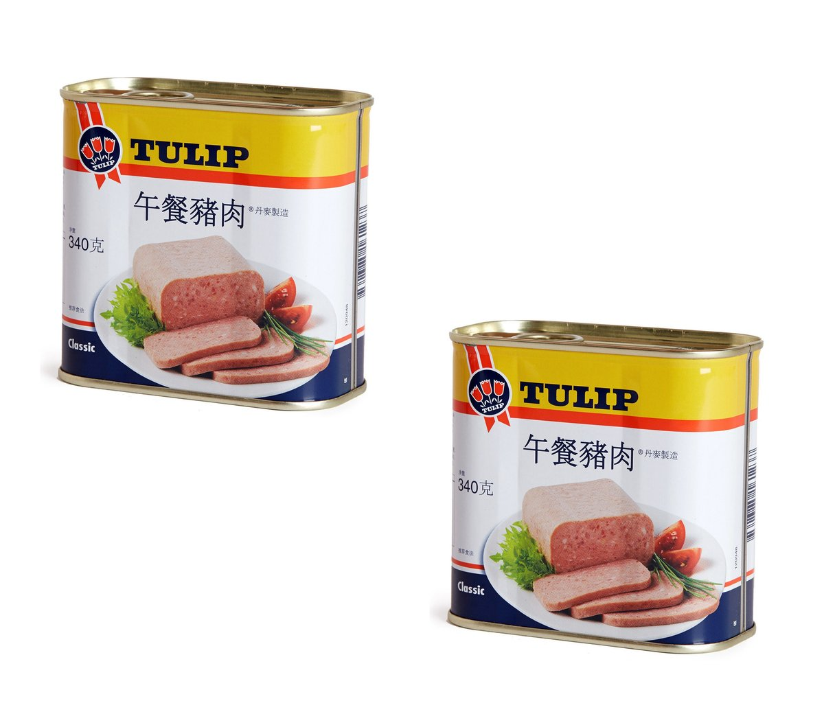 Pork Luncheon Meat x 2