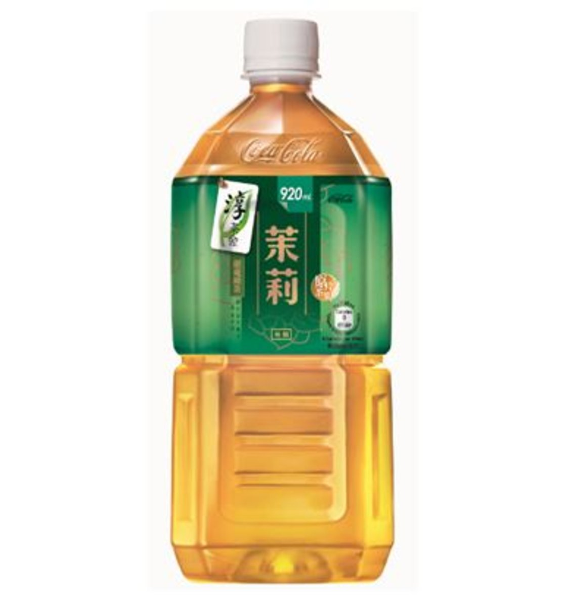 Yinhao Jasmine Green Tea (No Sugar) (Bottle)