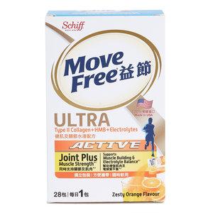 益節Ultra Active健肌及關節水溶配方 28包