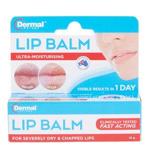 DERMAL THERAPY 高效潤唇霜 10克