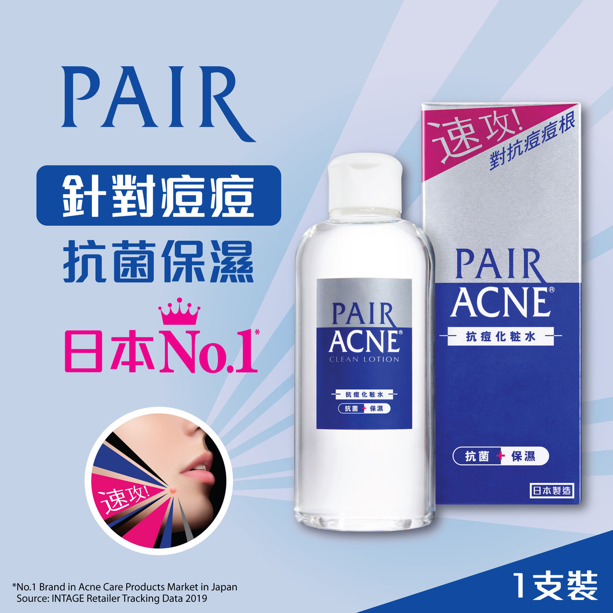 Acne Clean Lotion