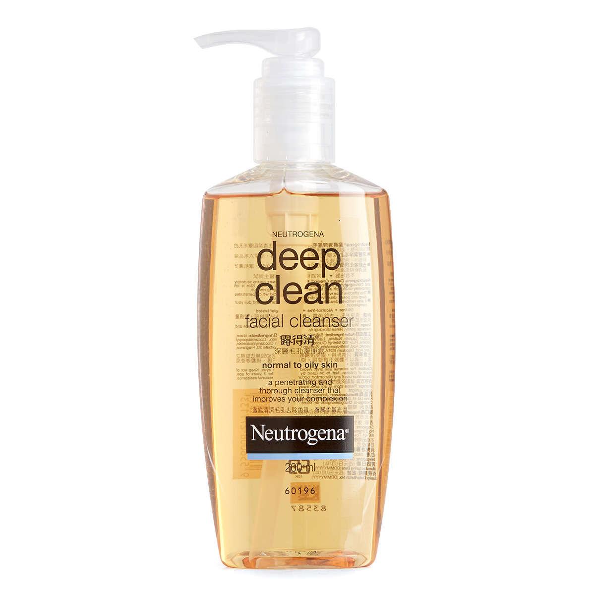 Deep Clean 深層潔淨露 200毫升