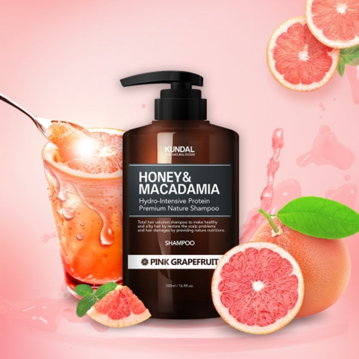 Pink Grapefruit Shampoo -[Parallel Import Product]