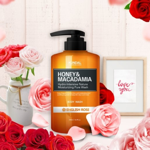 English Rose Body Wash -[Parallel Import Product]