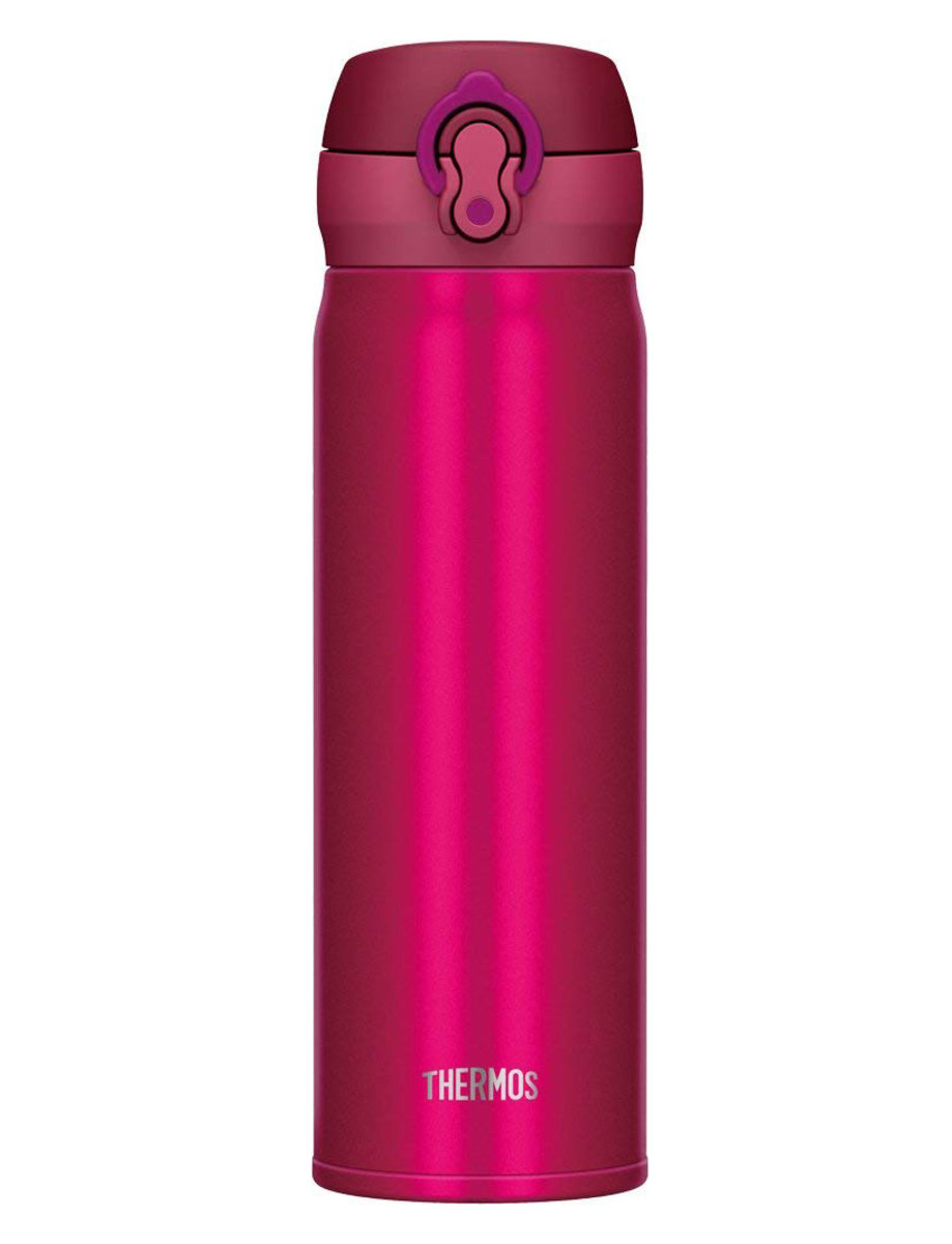 Stainless Steel Mug 0.5L (JN-503) Red