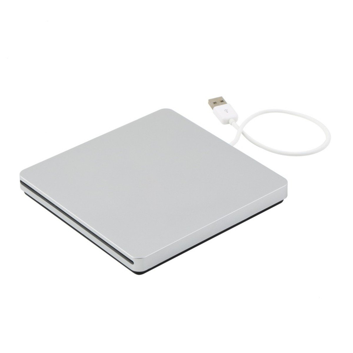 Slot-in DVD/CD Writer Drive(Silver)