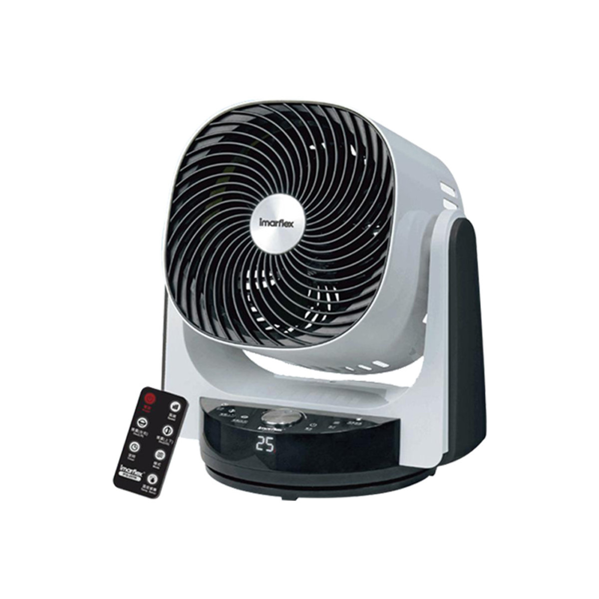 "10"" Circulation Fan IFQ-25TR"