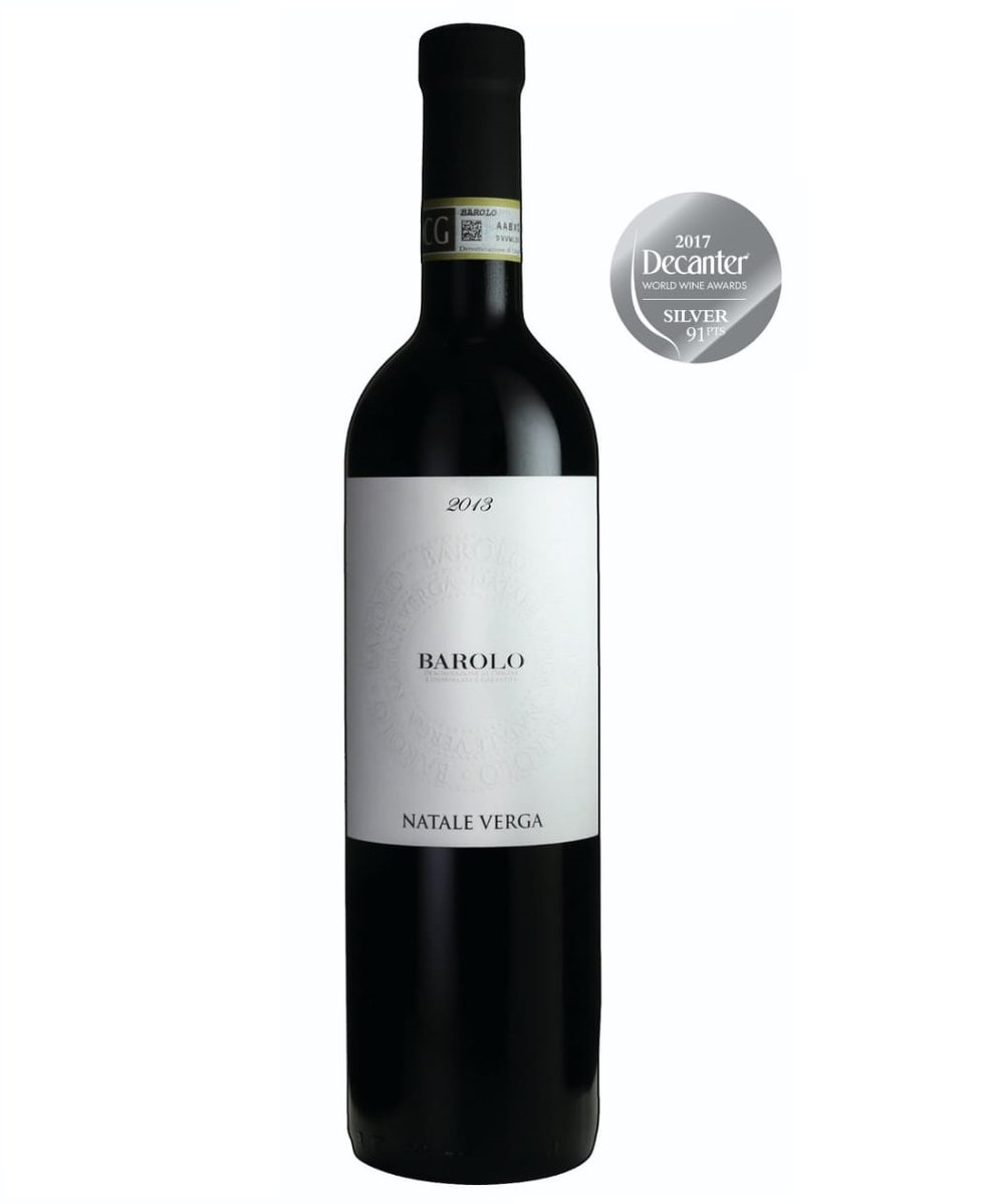 Barolo DOCG 2013 (Decanter 91 Points)