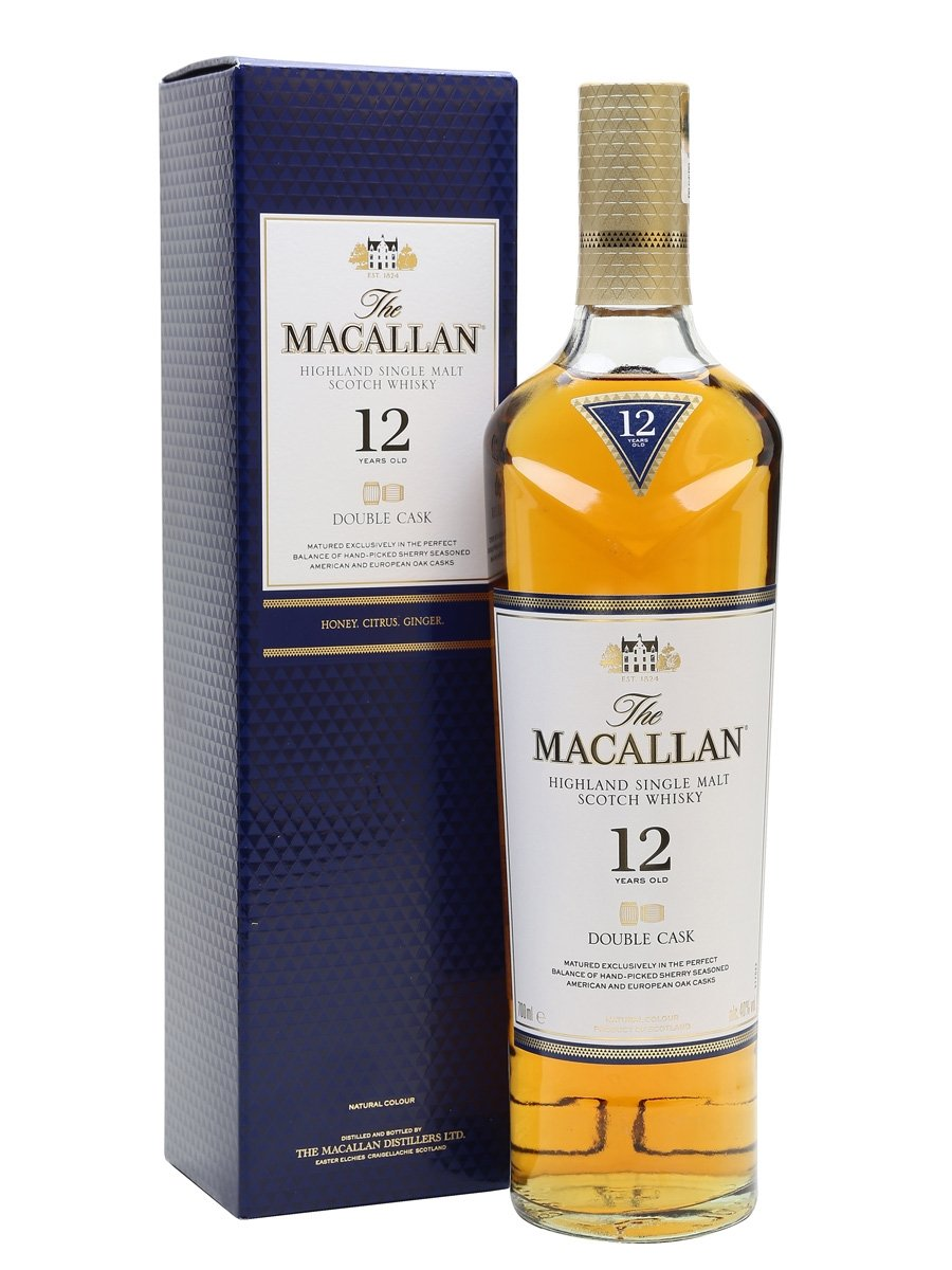 (Double Cask) 12 Yr Single Malt Whisky