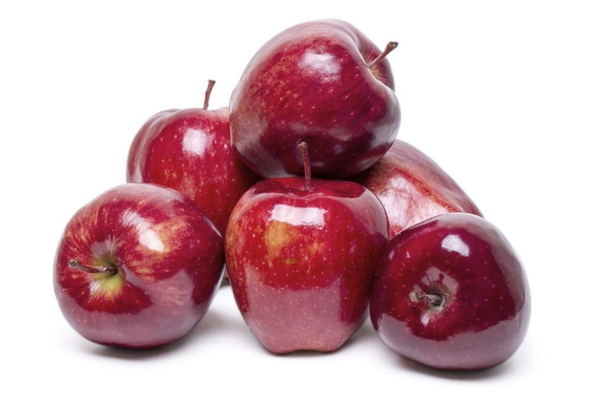 USA Red Apple (6pcs/900-1000g approx.)