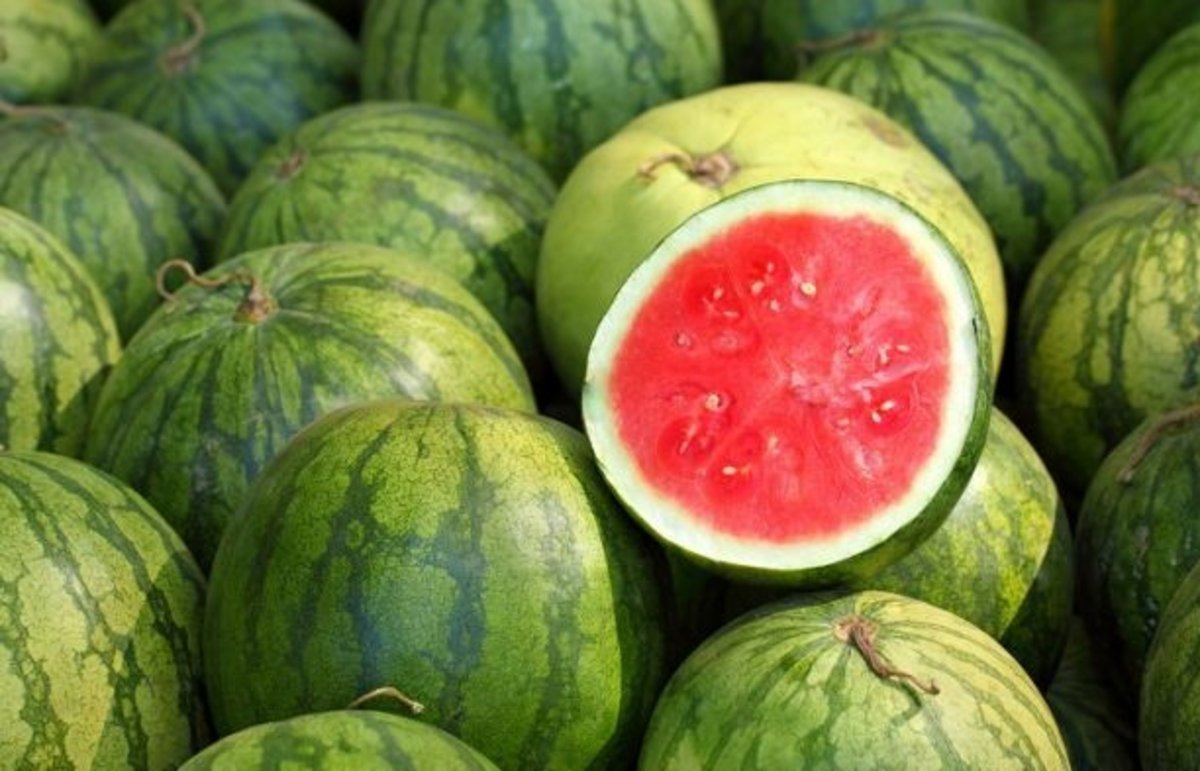 Full Case Mini WaterMelon ( 6pcs/9.5 -10.5 kg approx.)