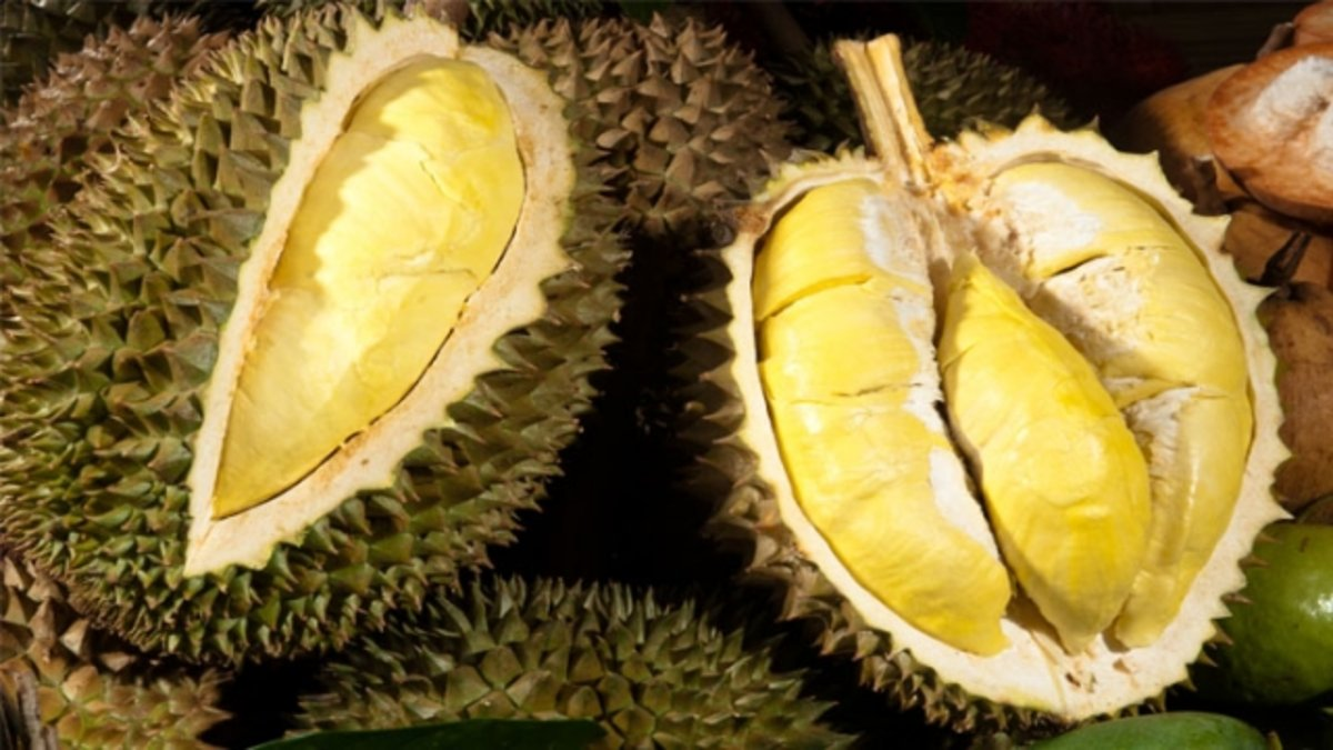 Full Case Thailand Monthong Durian (5-6pcs/ 15-17kg approx)